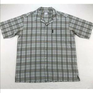 Columbia Mens Casual Shirt Size XL